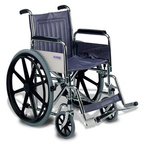 Manual wheelchair for hire in Gran Canaria