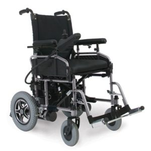 Hire an electric wheelchair from Charter Mobility