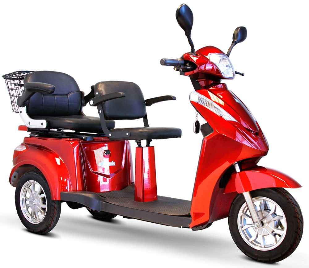 7 tandem mobility scooter charter mobility for Motorized wheelchair rental nyc
